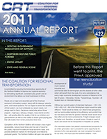 CRT 2011 Annual Report