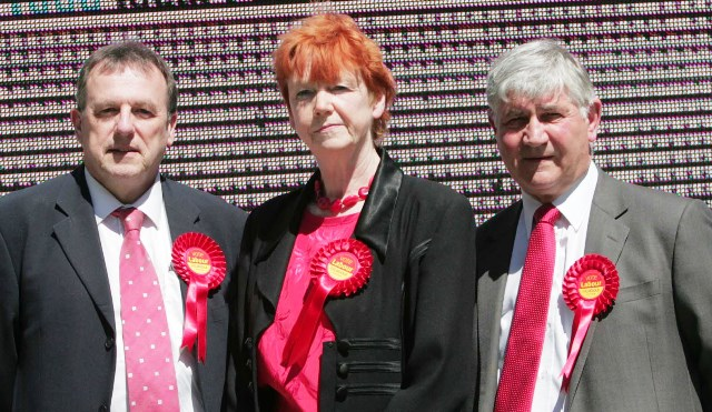North East Labour Police & Crime Commissioners