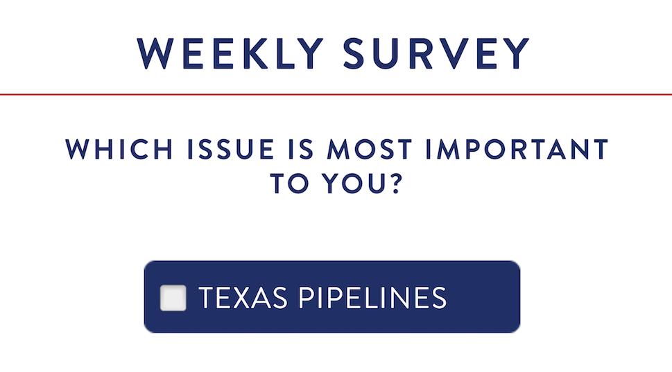 Texas Pipelines