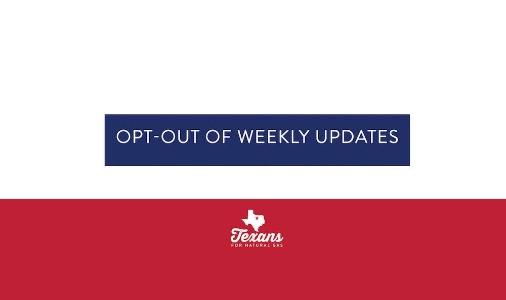 Opt-Out of Weekly Updates