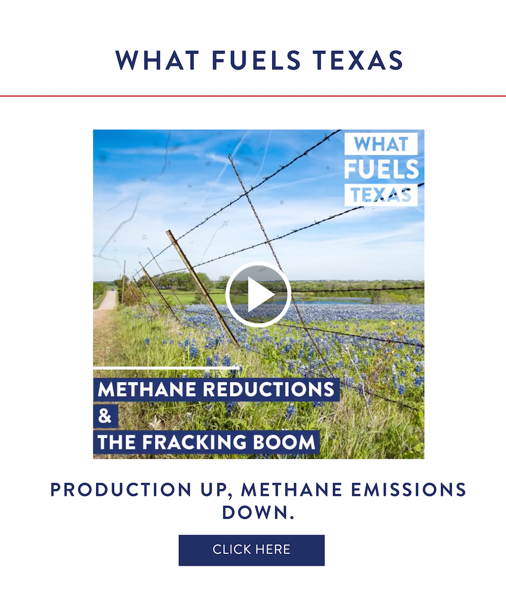 What Fuels Texas: Methane Reductions
