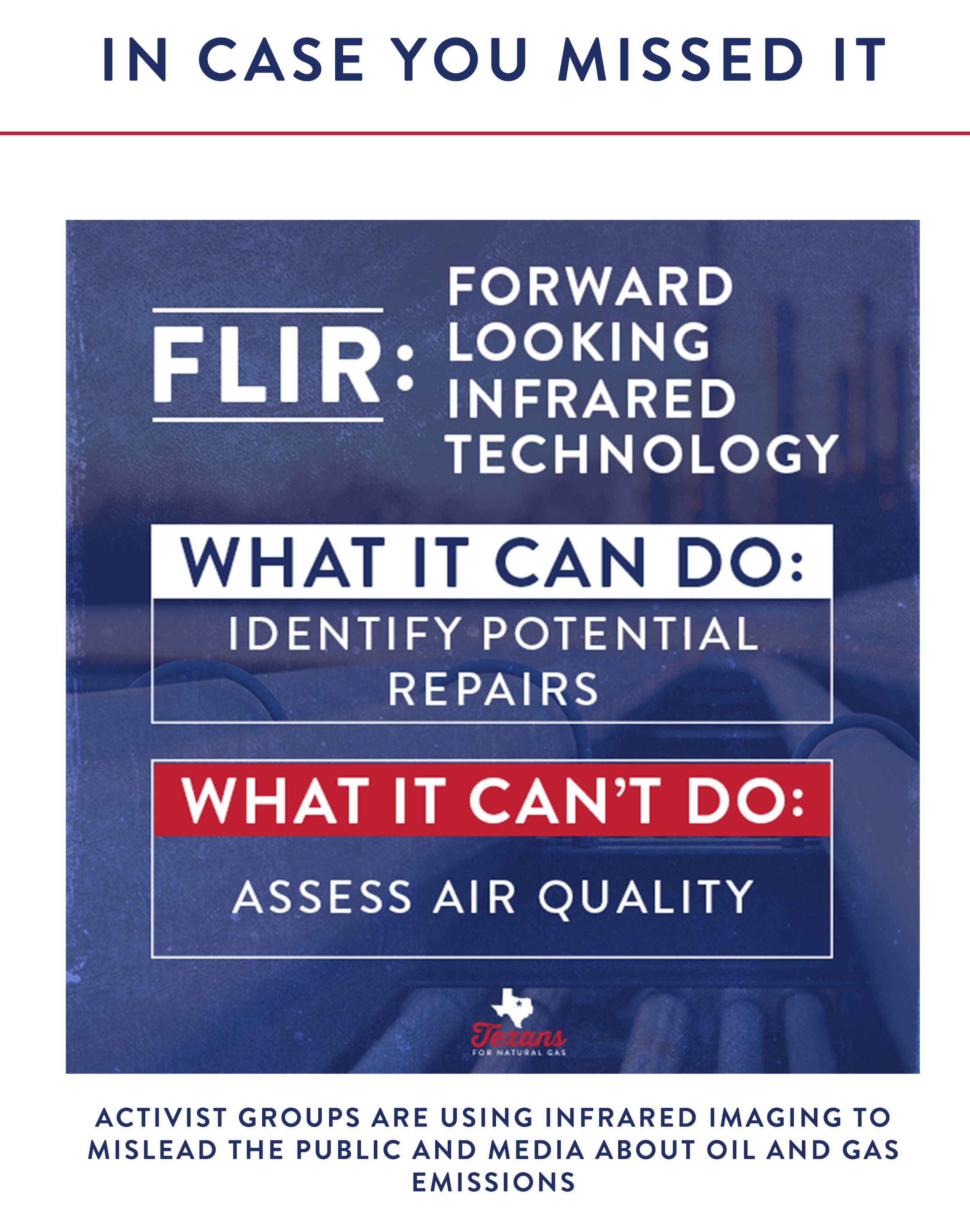 Methane, FLIR, And The Facts
