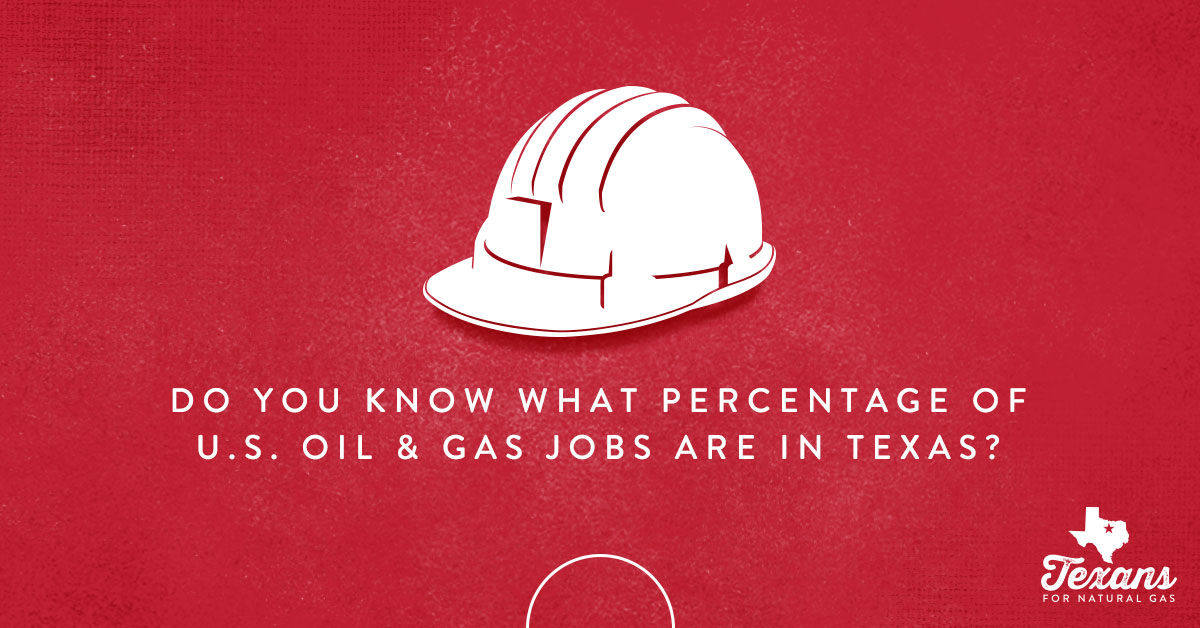 Support Oil and Gas Jobs in Texas