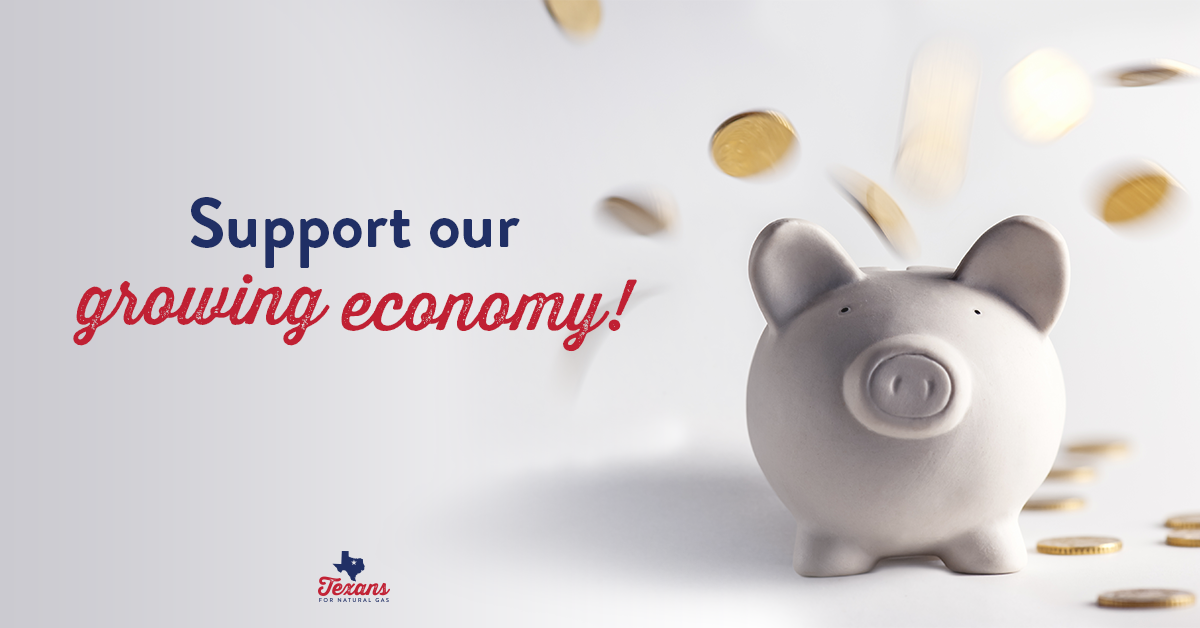 Support A Growing Texas Economy