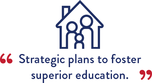stratigic plans to foster superior education