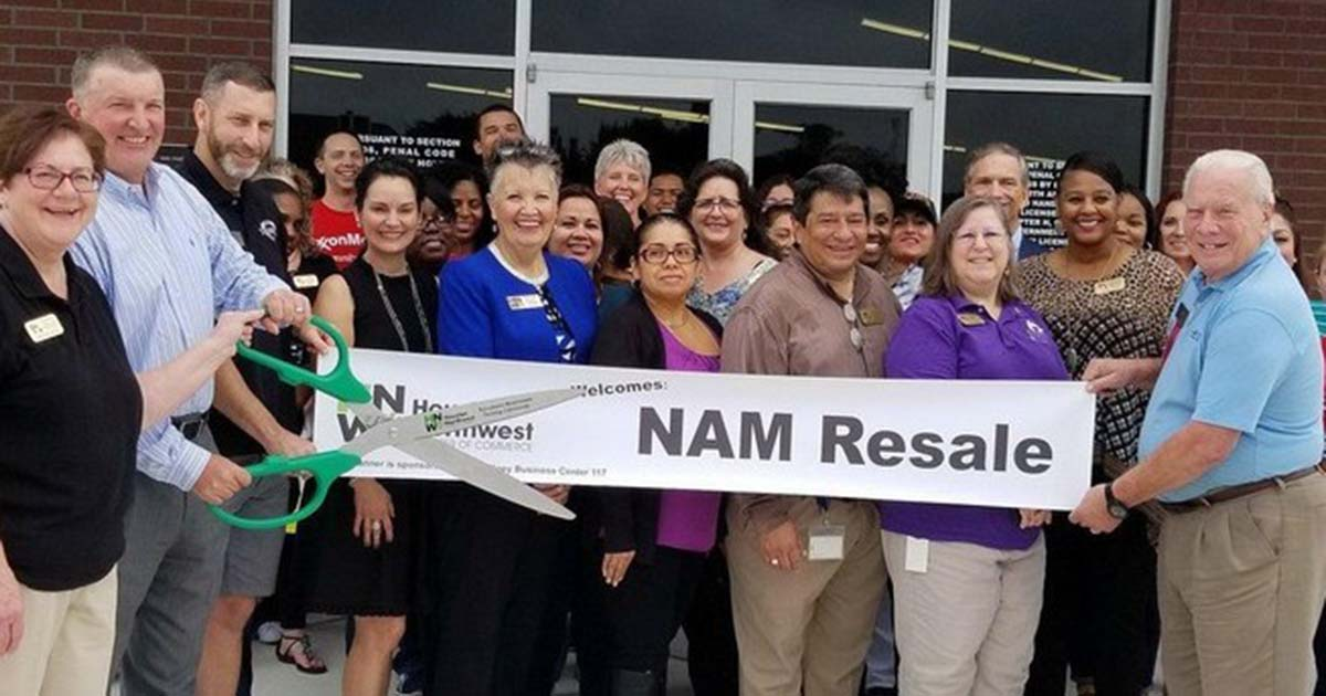 Northwest Assistance Ministries Celebrates Opening of New Resale Store