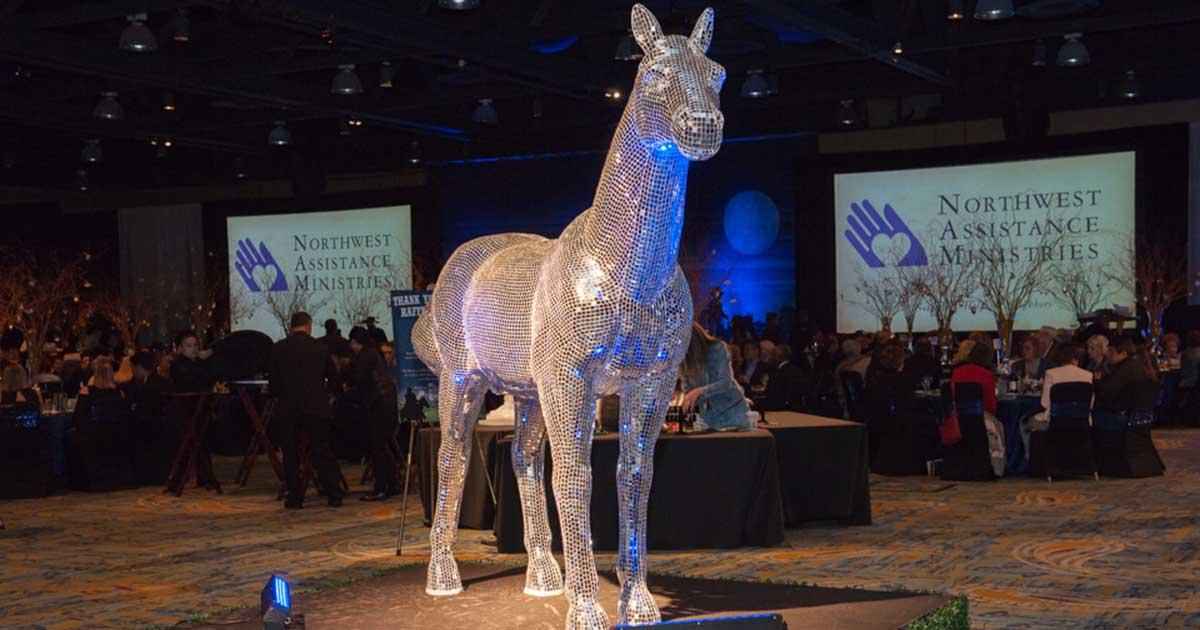 Jeans & Jewels Gala is a Home-run Hit, Raising over $745,000 for Northwest Assistance Ministries