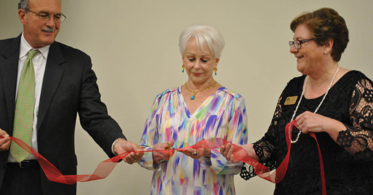 Northwest Assistance Ministries Welcomes the Harrell Family Opportunity Center with Ribbon Cutting Ceremony