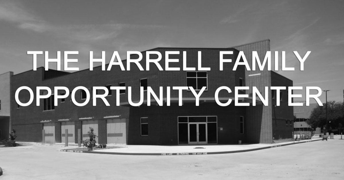 Northwest Assistance Ministries Announces Ribbon Cutting Ceremony for The Harrell Family Opportunity Center
