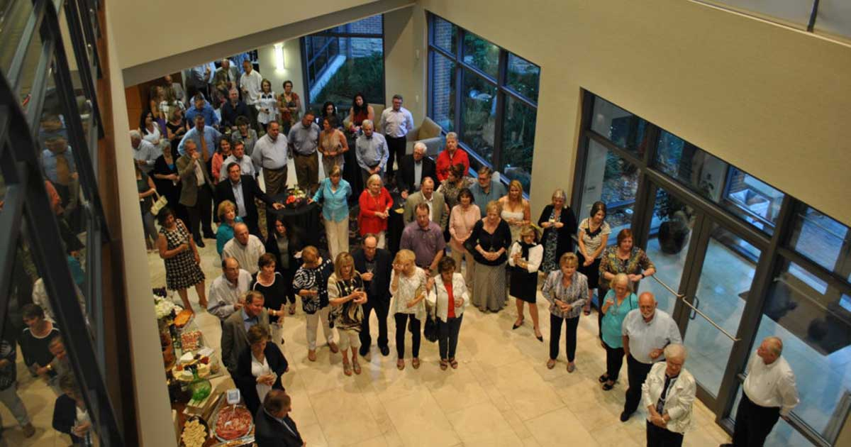 Guests Celebrate in Honor of Northwest Assistance Ministries