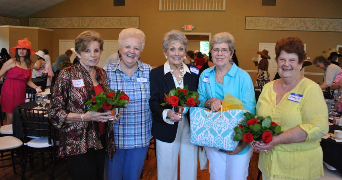 Northwest Assistance Ministries Celebrated Another Successful Volunteer Appreciation Luncheon