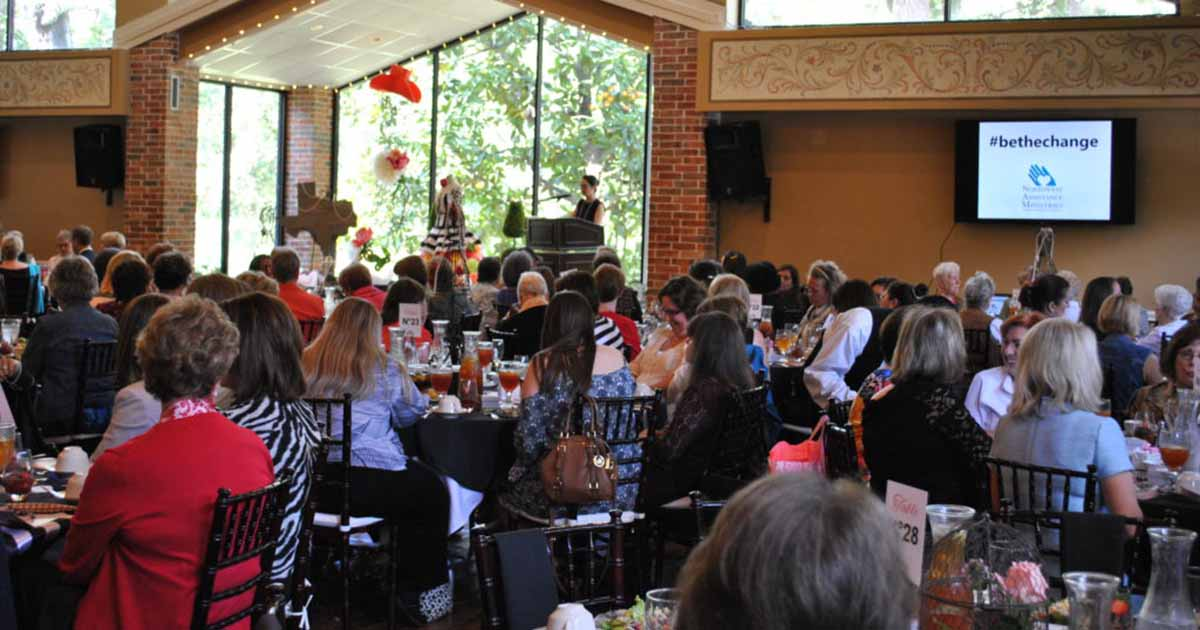 JEANS & JEWELS' LUNCHEON AND STYLE SHOW RAISED MORE THAN $55,000