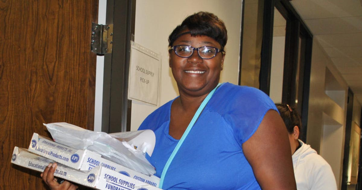 Northwest Assistance Ministries Delivered School Supplies to More Than 1,500 Students in the Houston Area