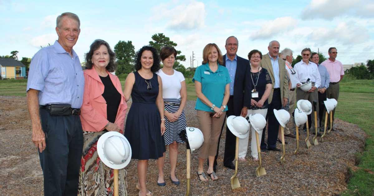 Northwest Assistance Ministries Celebrated its Groundbreaking Ceremony