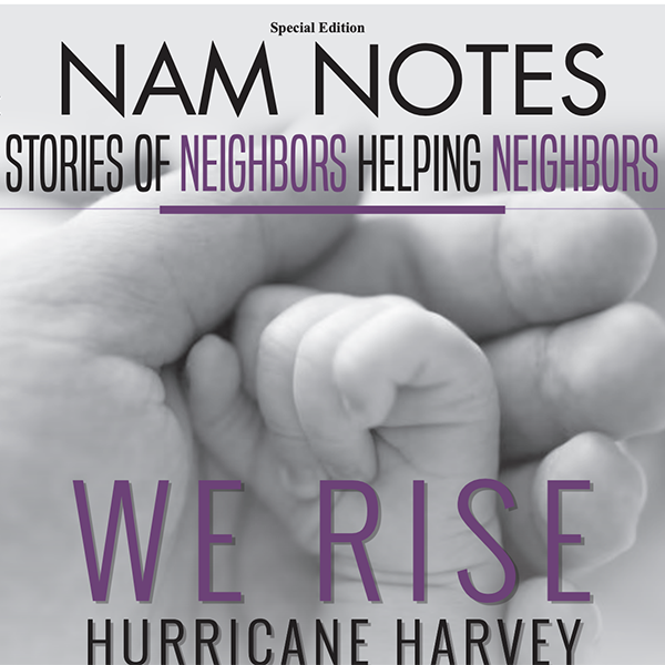 NAM Notes Special Edition – Hurricane Harvey