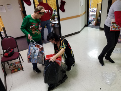 NORTHWEST ASSISTANCE MINISTRIES DISTRIBUTES TOYS AND HOLIDAY MEALS TO LOCAL FAMILIES
