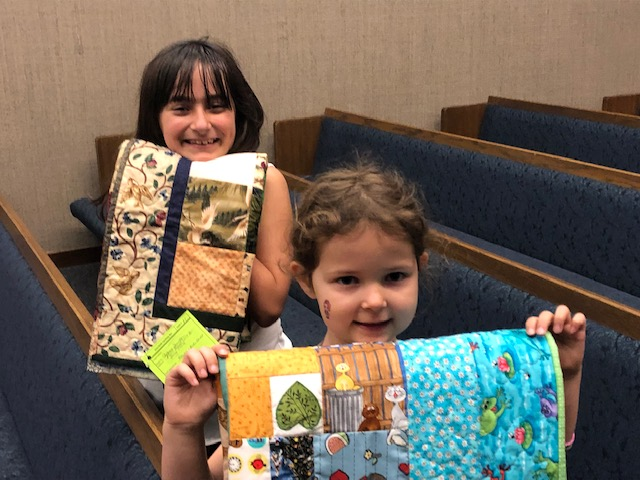 The 23rd Annual Interfaith Quilting Bee Will Benefit NAM Programs and Services