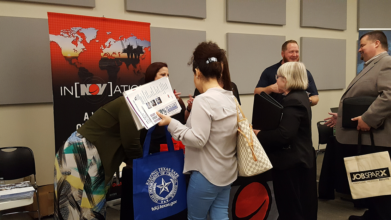NAM/BJM 2019 Spring Career Fair