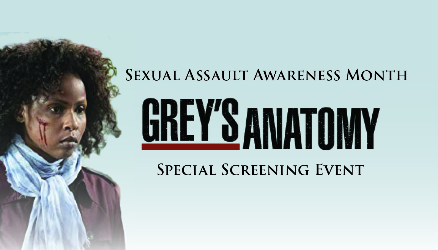 Sexual Assault Awareness Month Special Screening at NAM