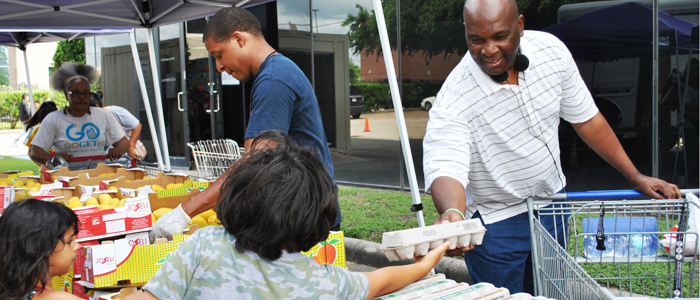 NAM Partners with Houston Food Bank to Host Mobile Food Pantry
