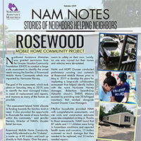 NAM Notes Summer 2019