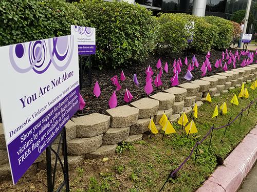 NAM's Memorial Garden