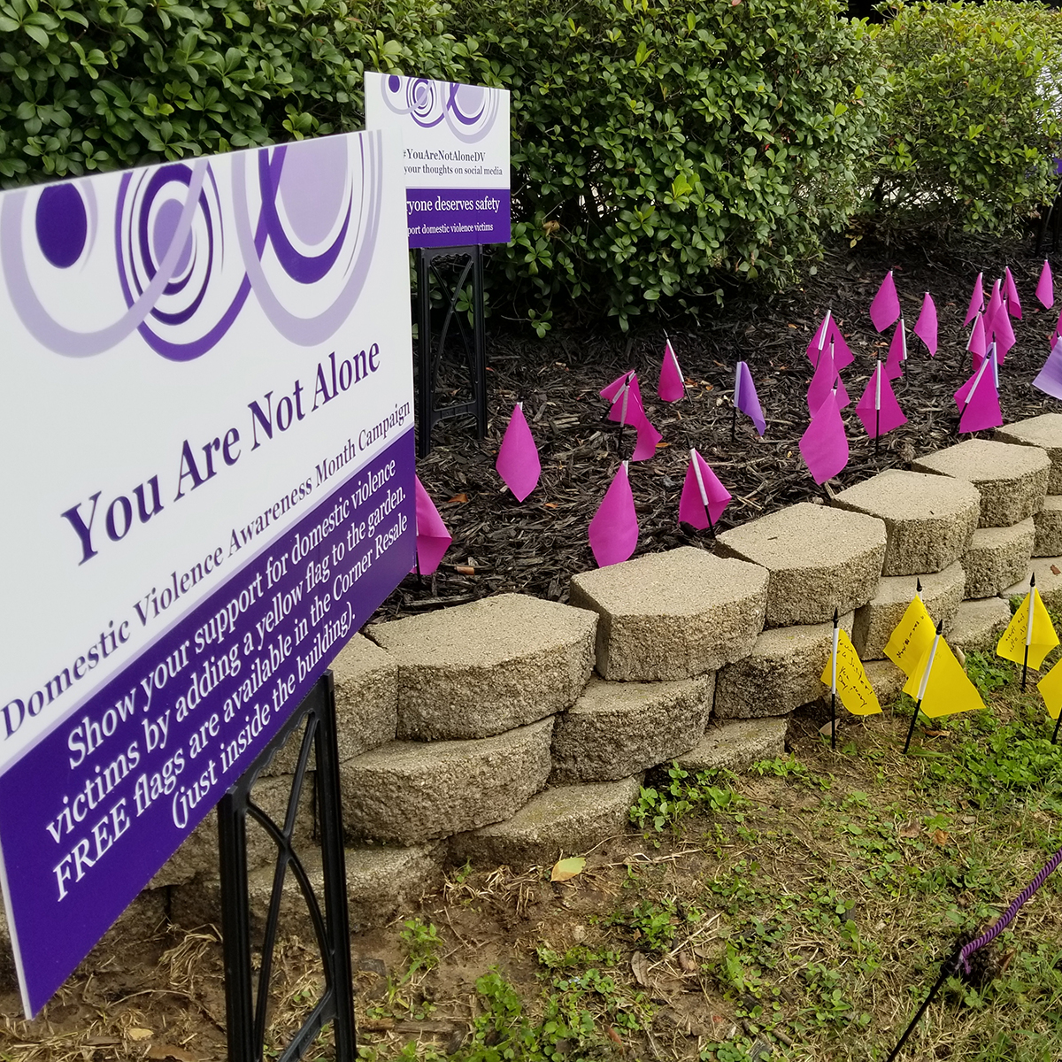 NAM's Family Violence Center Preparing for Domestic Violence Awareness Month
