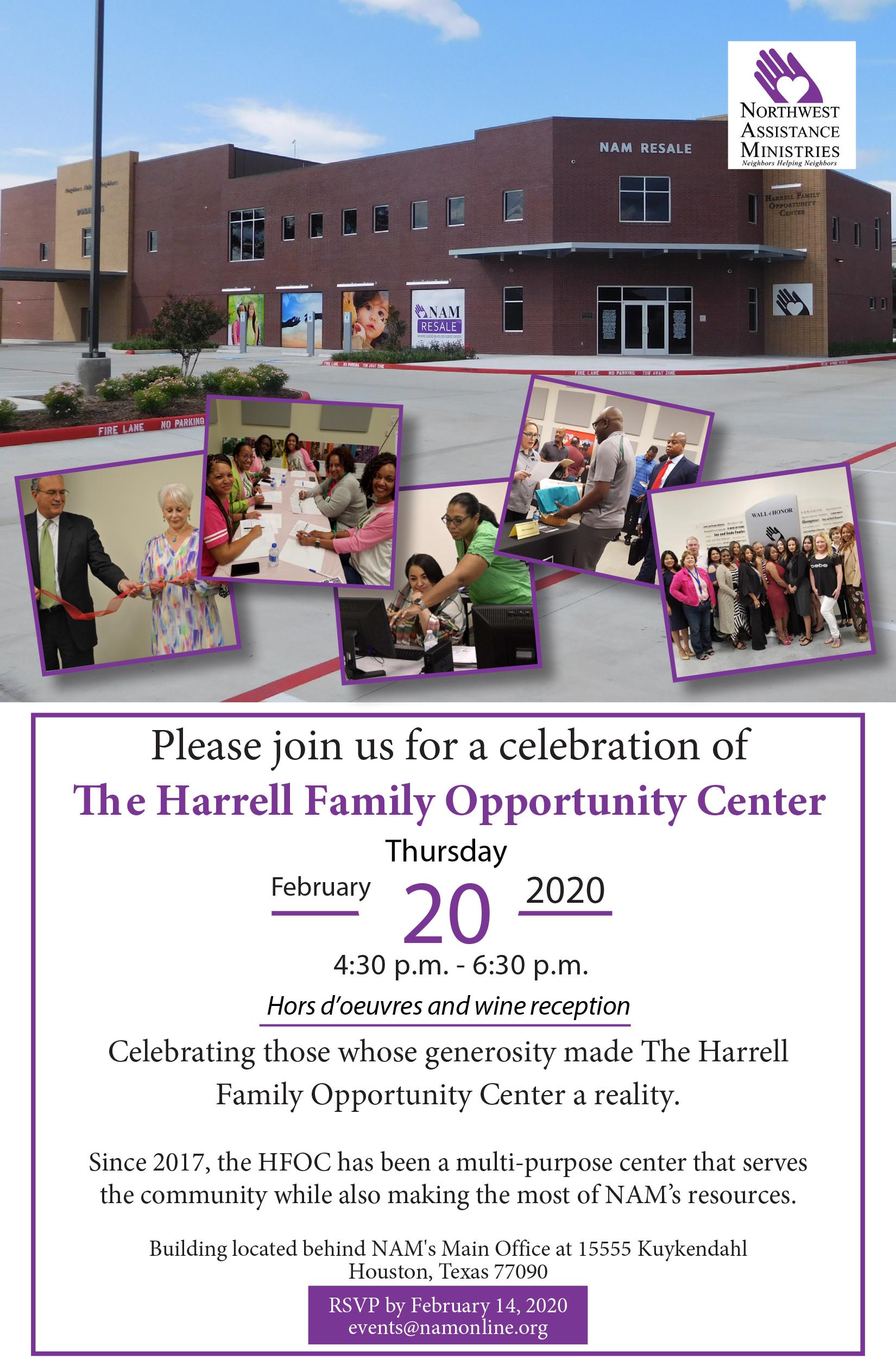 HFOC Invitation