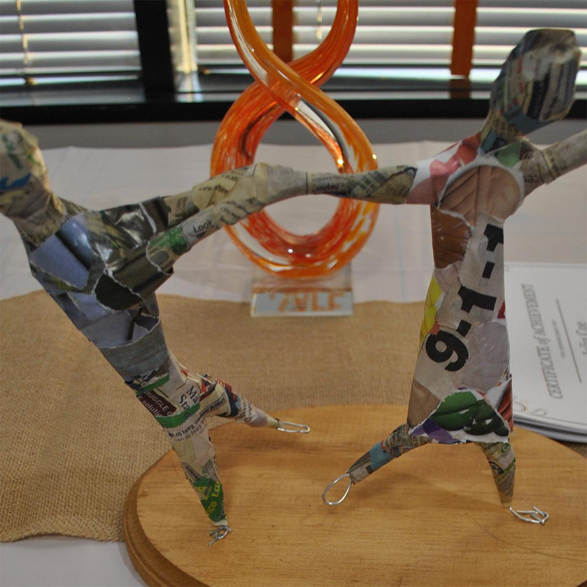NAM's Family Violence Center Honor Winners of TDVAM Art Challenge