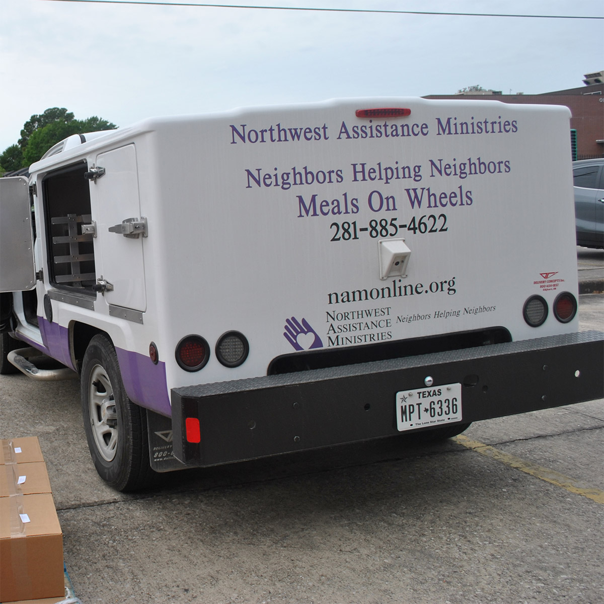 NAM Meals on Wheels Continues to Serve Seniors