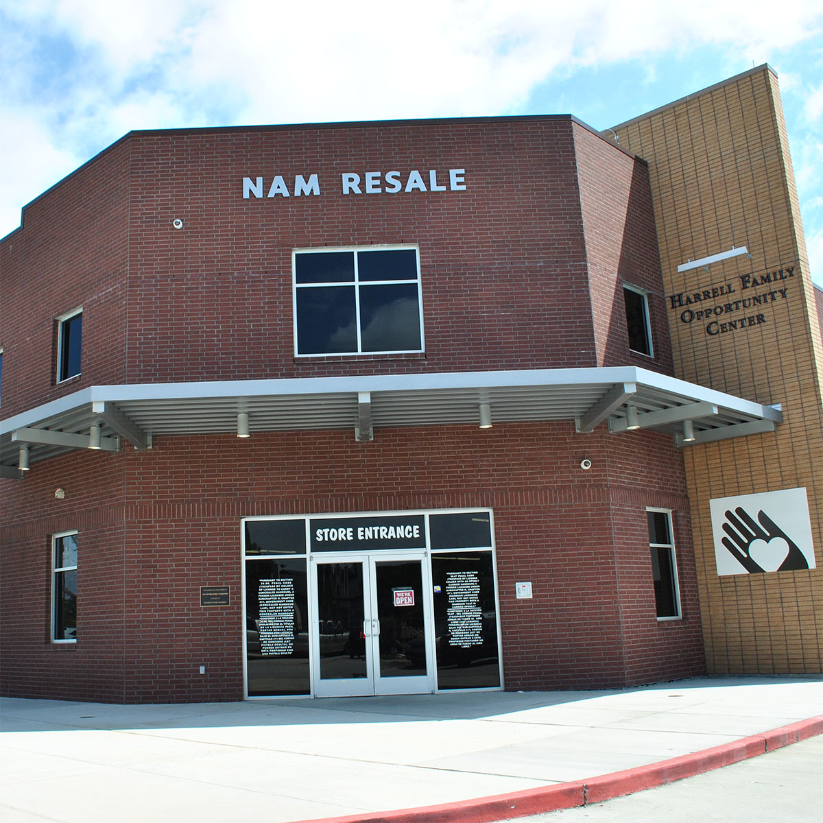 NAM Resale Reopening!