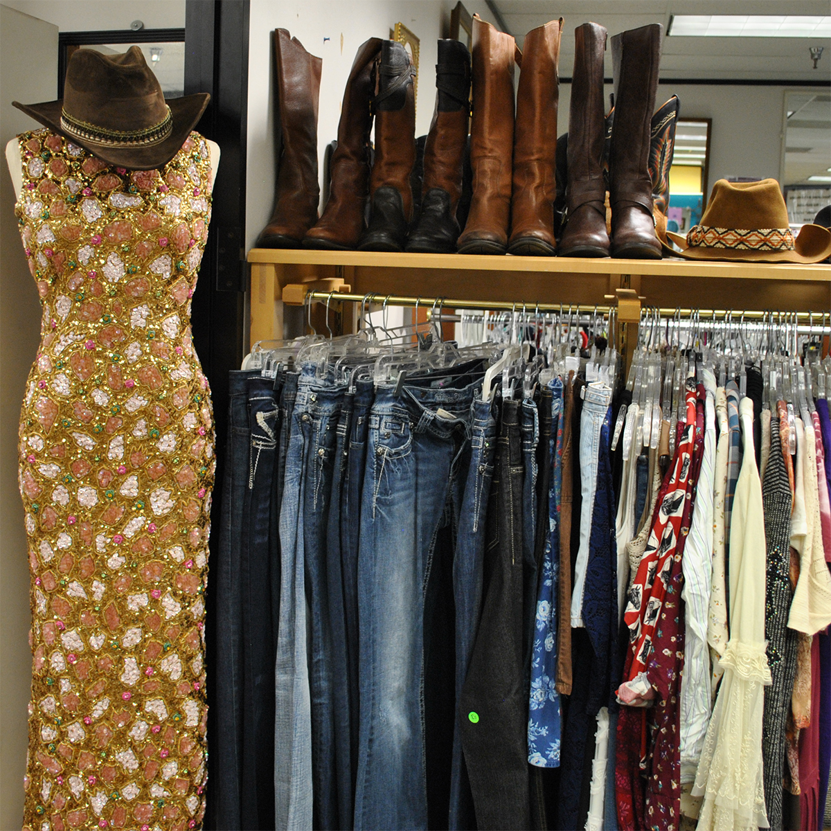 Celebrate National Secondhand Wardrobe Day at NAM Resale