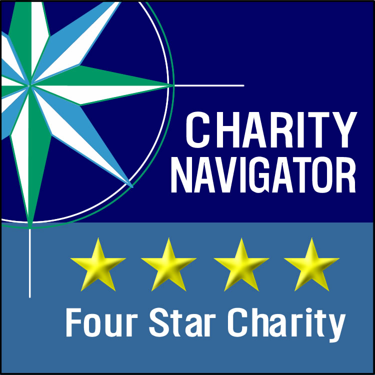 NAM Receives Coveted 4-Star Rating from Charity Navigator