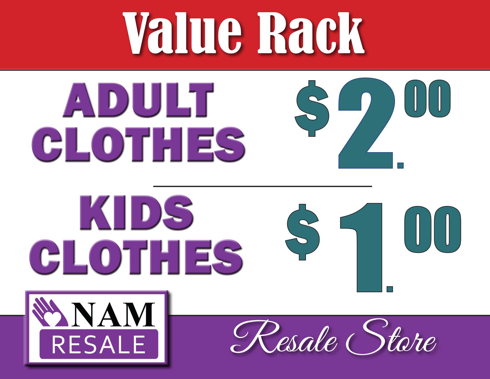 Value Rack