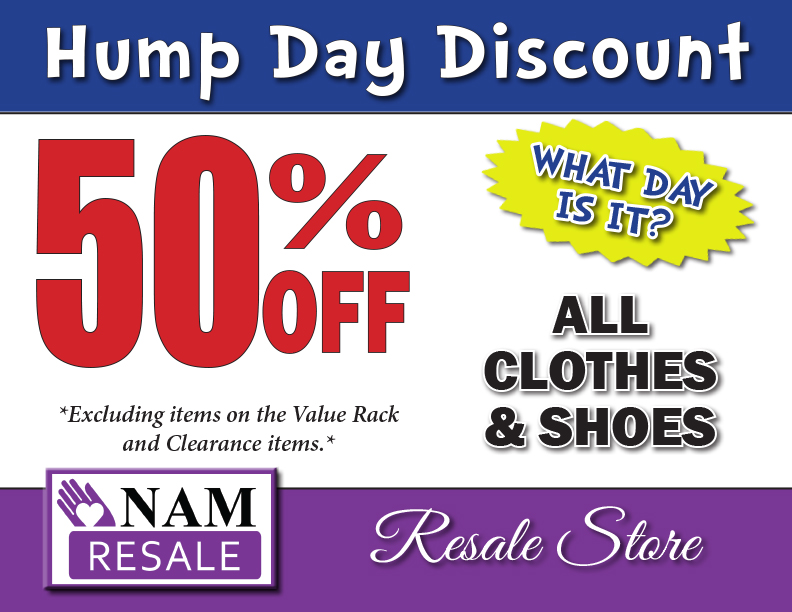 Wednesday Discount