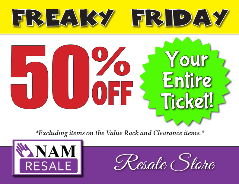 Friday Discount