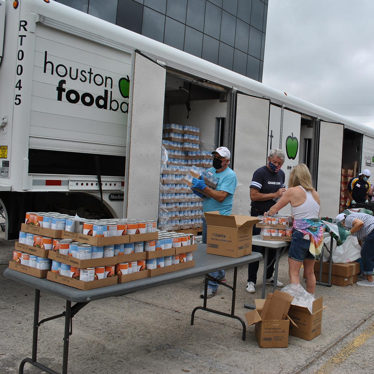 NAM Food Fair Feeds Families in Need