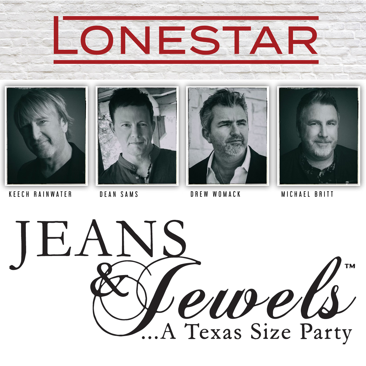 Grammy Nominated & CMA Winning Group Lonestar Will Perform at NAM's Jeans & Jewels Gala