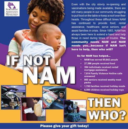 If Not NAM ... Then Who?