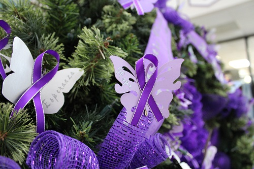 Wreath Ceremony to Commemorate Domestic Violence Awareness Month