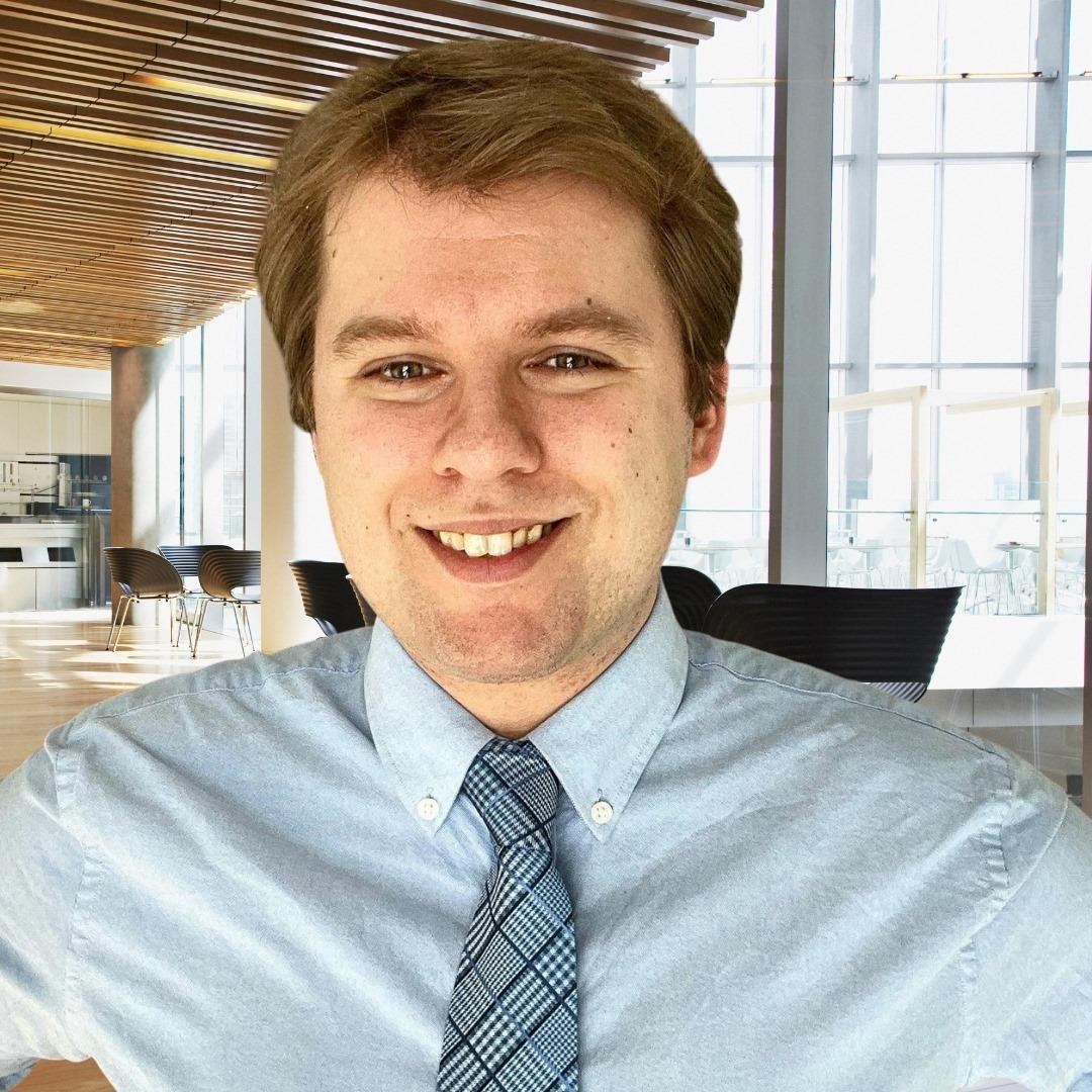 Jonathan Tanguay | Fundraising & Canada Teams Leader