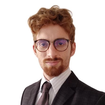Jesse Colzani | Legal Team Leader