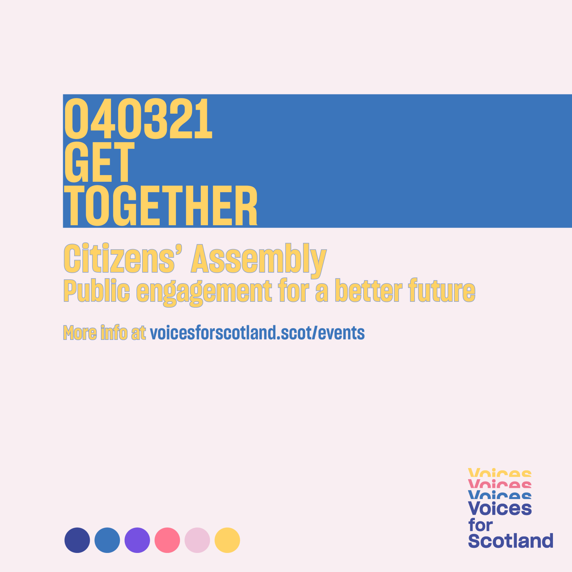 Get Together: Citizens' Assembly