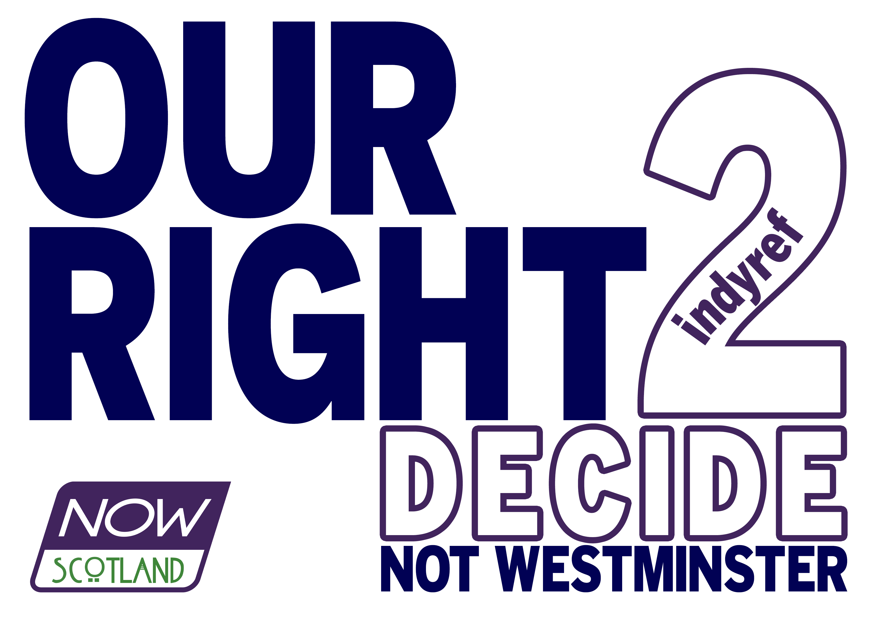 Our Right to Decide!