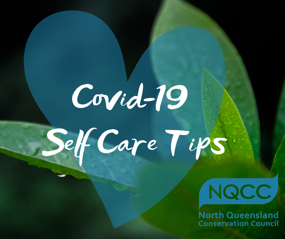 Covid-19 self-care tips