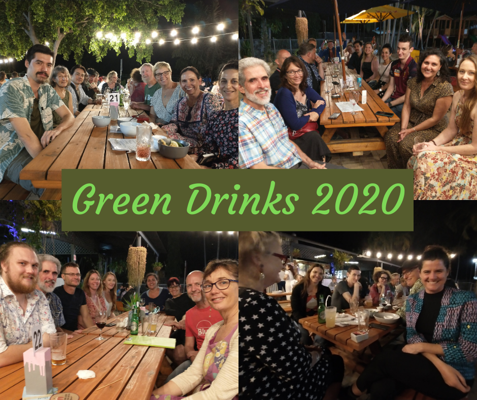 Green Drinks 2020