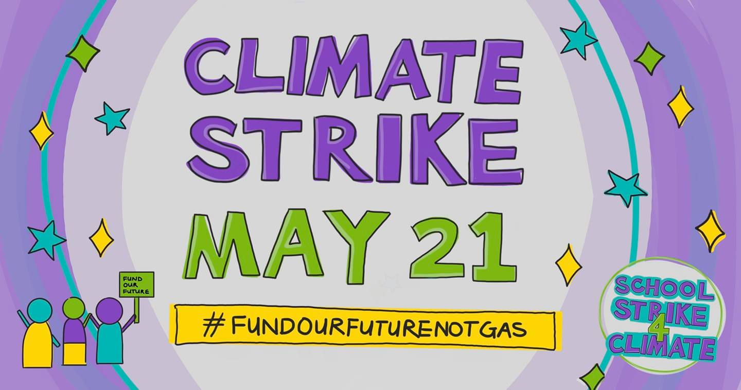 Climate Strike poster