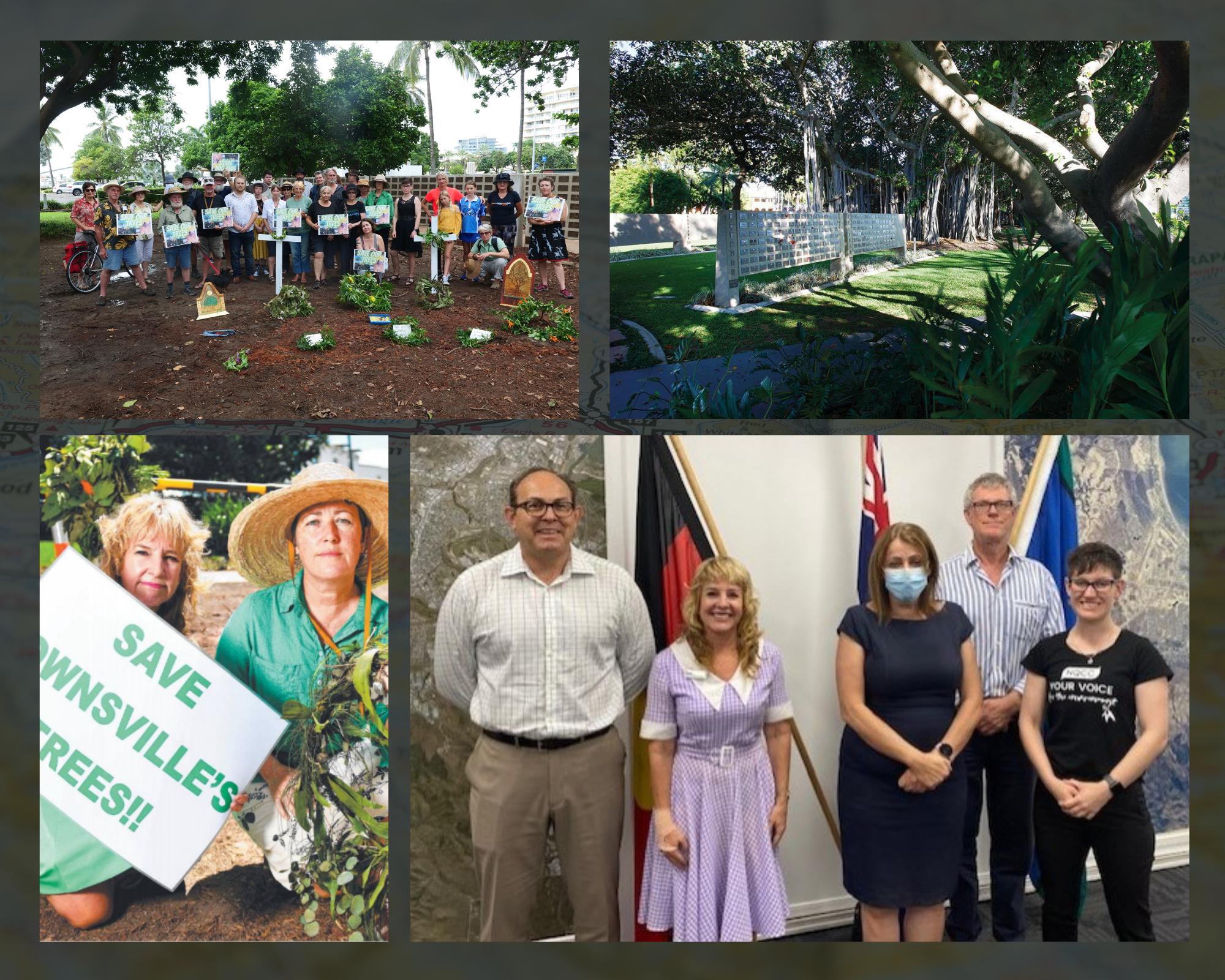Tree Advocacy Group activities