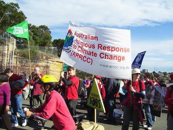 ARRCC protest