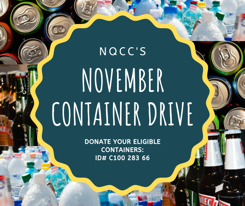 November container drive